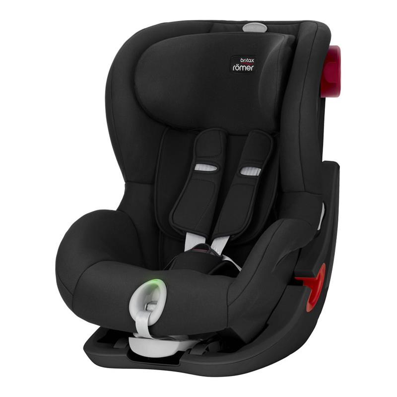 britax r mer kindersitz king ii ls black series farbwahl neu ebay. Black Bedroom Furniture Sets. Home Design Ideas