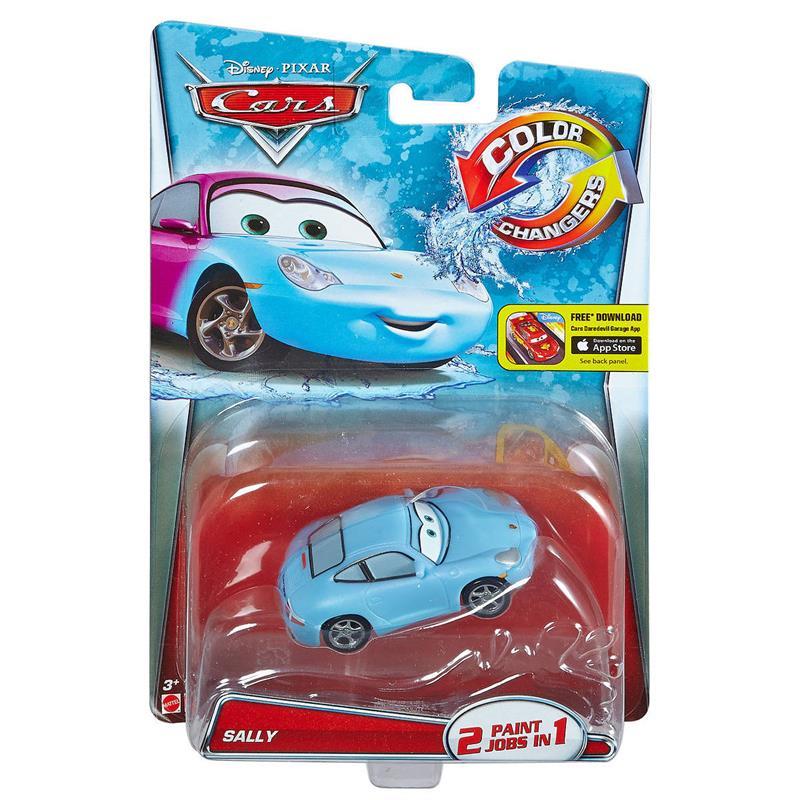 Disney Pixar Cars  Color Change Lightning Mcqueen