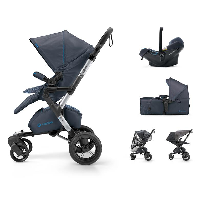 concord neo mobility set mit buggy neo babywanne scout. Black Bedroom Furniture Sets. Home Design Ideas