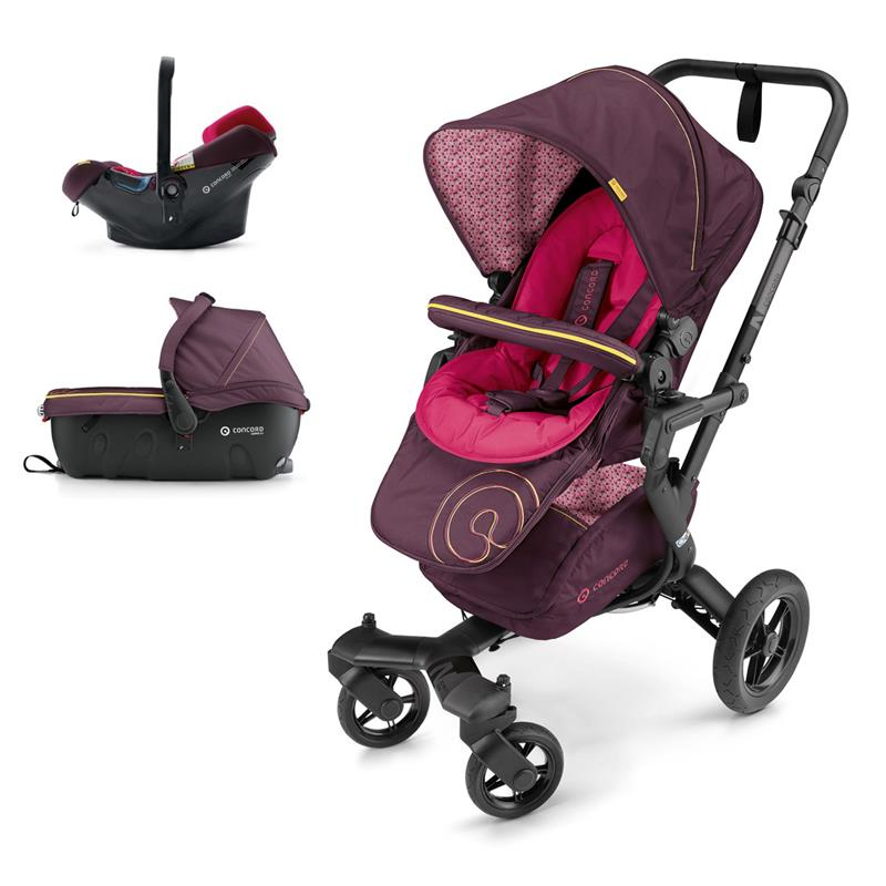 concord neo travel set with buggy baby bath tub sleeper carry cot air safe 2016 ebay. Black Bedroom Furniture Sets. Home Design Ideas
