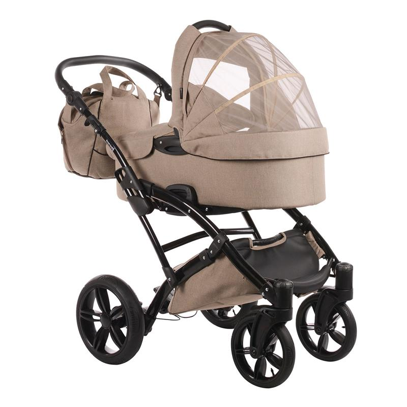 Knorr Baby Voletto Emotion Combination Pram With Carrycot