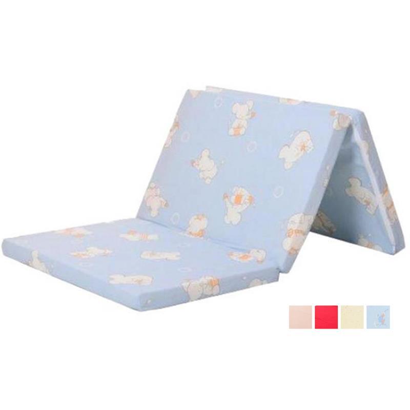 osann reisebettmatratze 120x60x4 5 cm faltbar farbwahl ebay. Black Bedroom Furniture Sets. Home Design Ideas