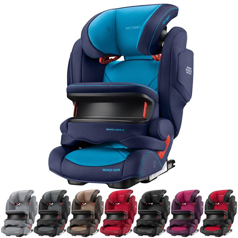 recaro kindersitz monza nova is seatfix farbwahl neu ebay. Black Bedroom Furniture Sets. Home Design Ideas
