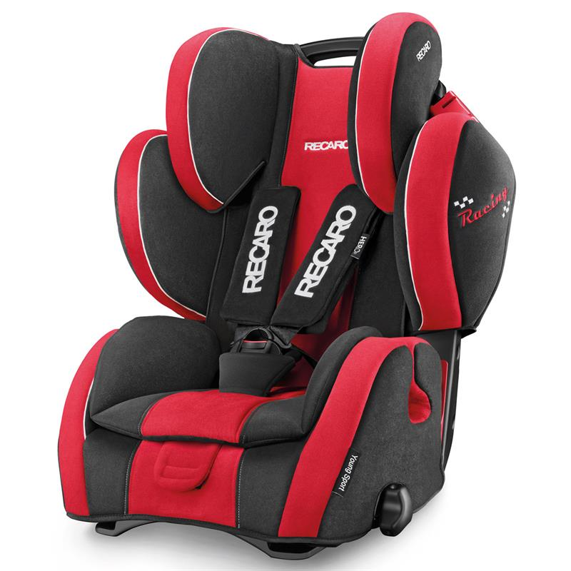 recaro kindersitz autositz young sport hero 9 36 kg gr 1 2 3 farbwahl neu ebay. Black Bedroom Furniture Sets. Home Design Ideas