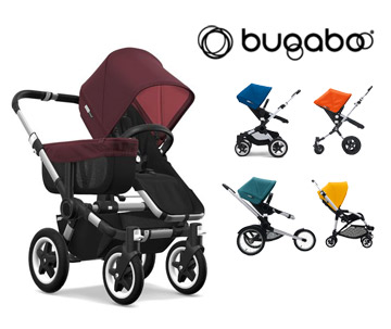 Bugaboo Stroller - NOW available at KidsComfort.eu