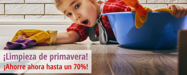 KidsComfort.eu macht Frühjahrsputz - Sparen Sie jetzt bis zu 70%!