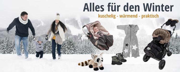 Alles für den Winter Kuschelig-Wärmend-Praktisch findest Du bei KidsComfort.eu